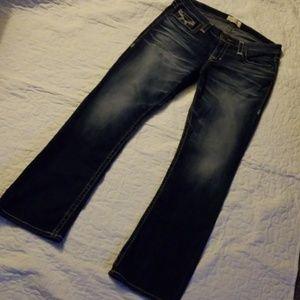 Big Star Maddie Boot Cut Size 31 Regular
